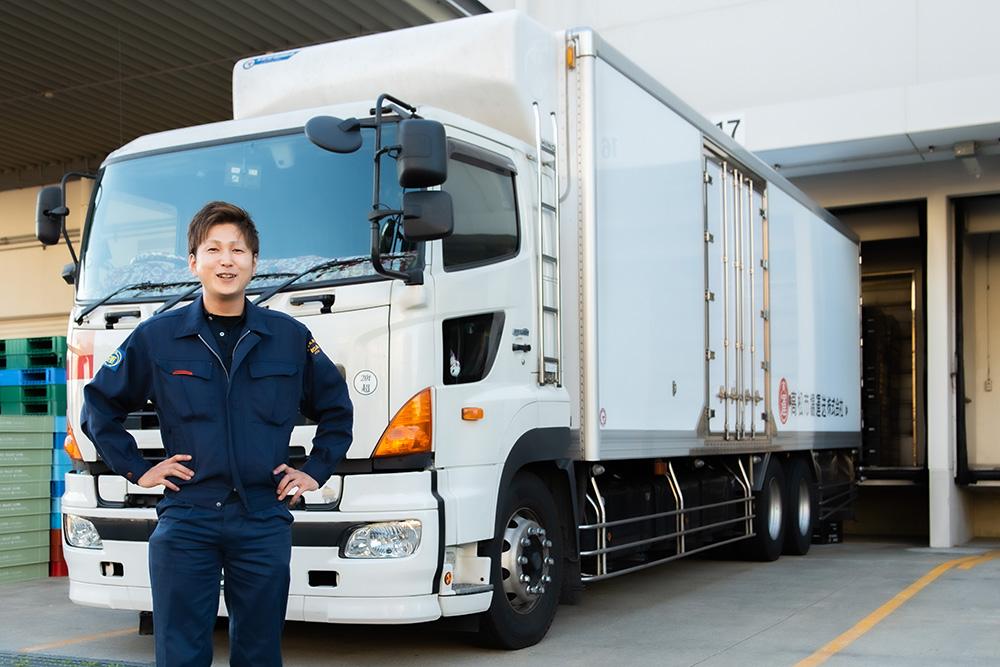高松市場運送 長距離ドライバー