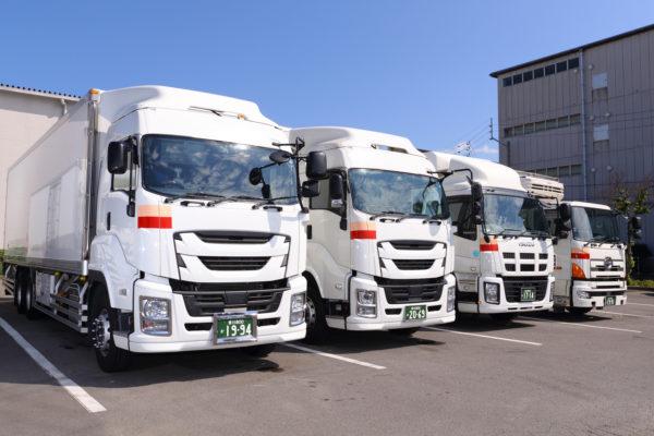 高松市場運送 車両